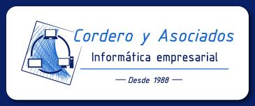 Informática Cordero y Asociados Logo