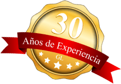 30 años de experiencia