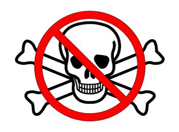 Prohibido piratería